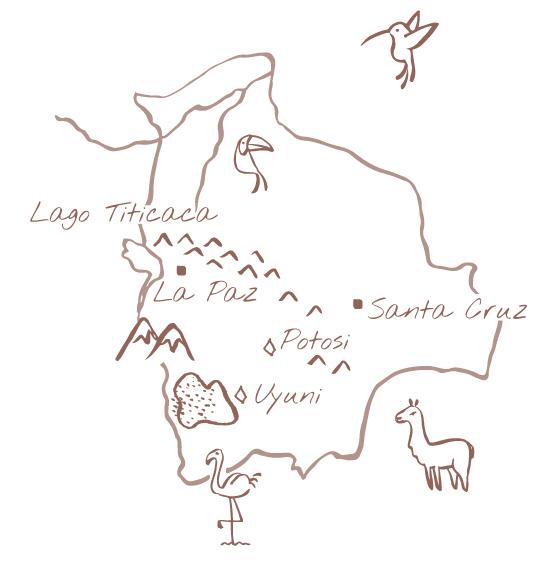 Bolivia Hartvdandes
