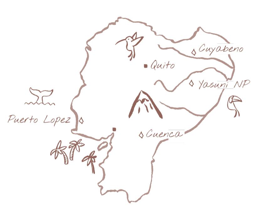 Ecuador Gezinsreis1