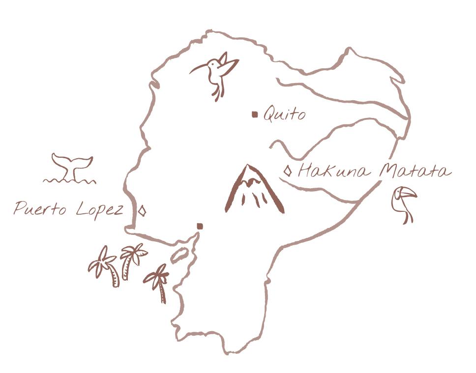 Ecuador Hakunamatata