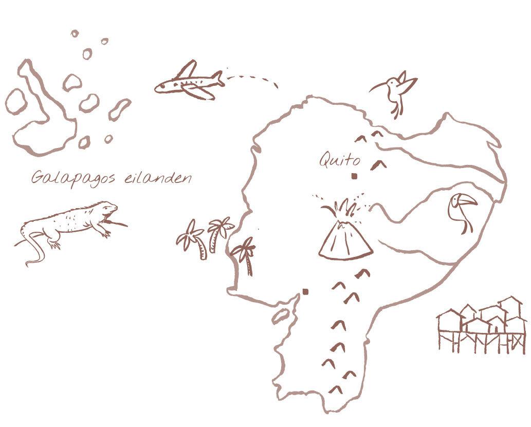 Ecuador Landpagina