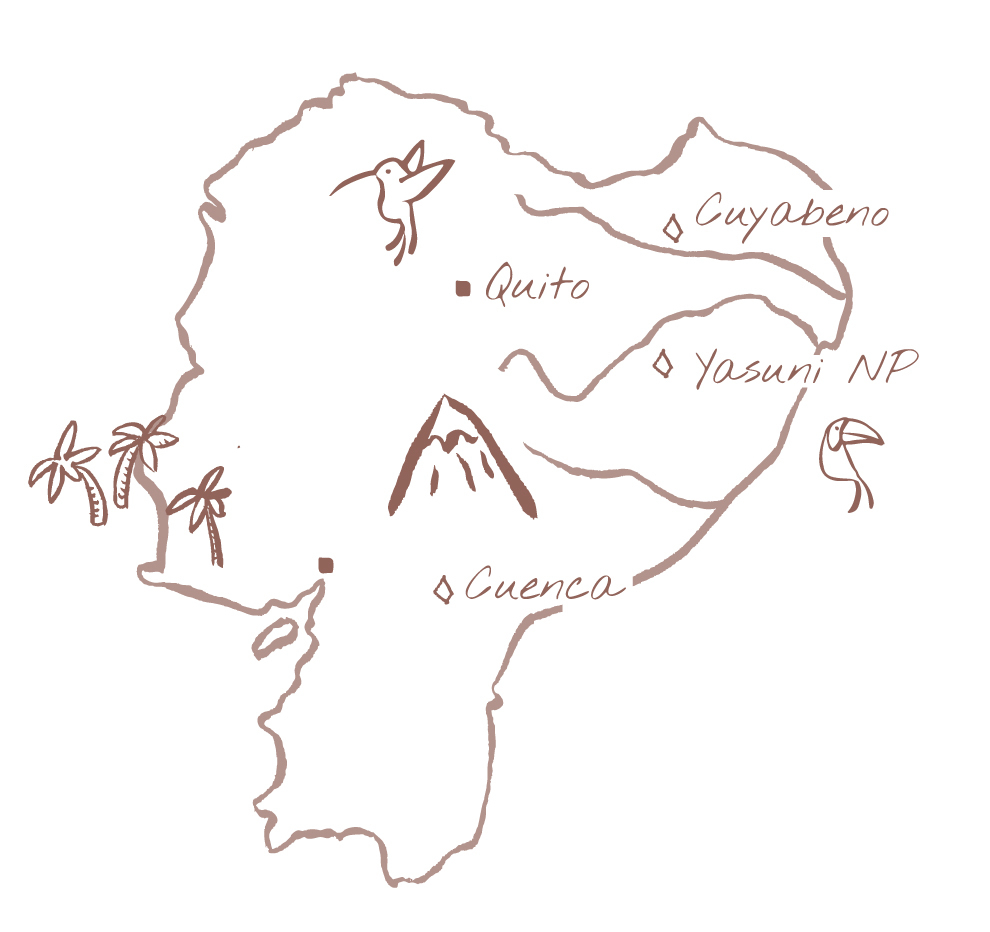 Ecuador Tierraincognita