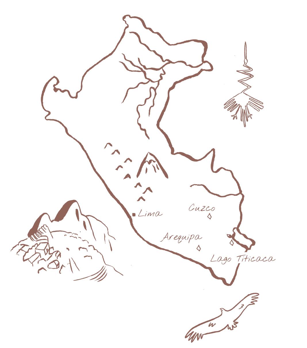 Peru Zuid Aonderamazone
