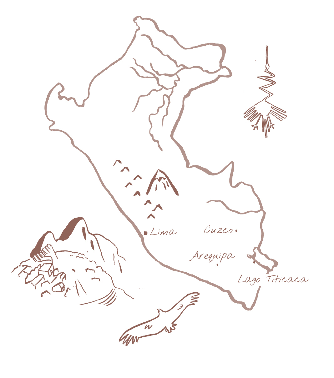 Peru Zuid Zonderamazone