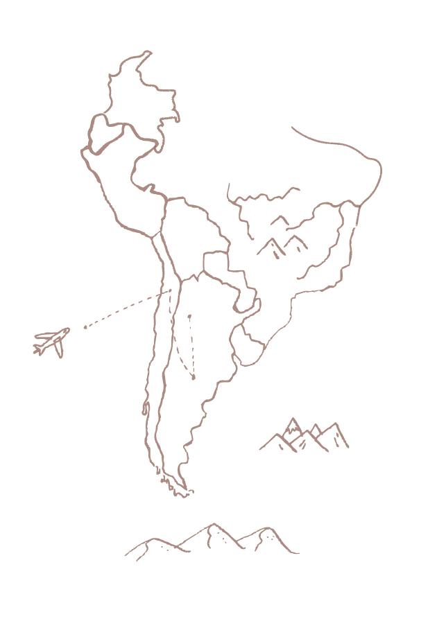 Z Amerika Incl Colombia