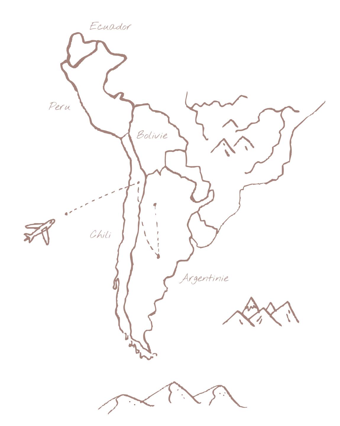 Zuid Amerika V2