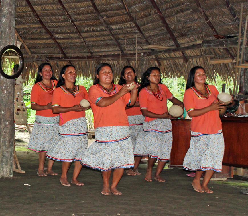 Ecuador Reizen Amazone Yasuni Lodge16