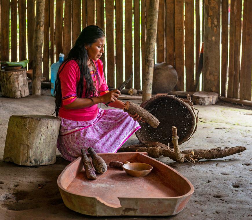 Ecuador Reizen Amazone Yasuni Lodge7