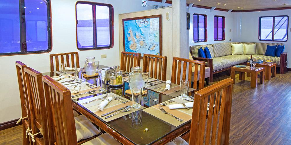 Galapagos Reizen San Jose Yacht 3
