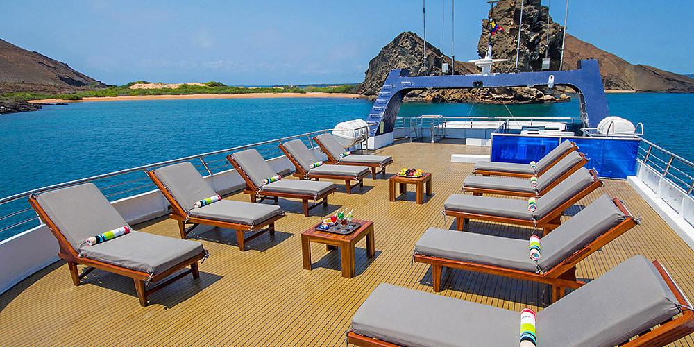 Galapagos Reizen San Jose Yacht 6