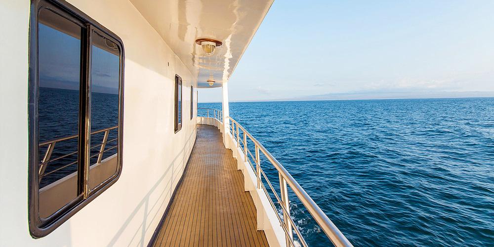 Galapagos Reizen San Jose Yacht 7