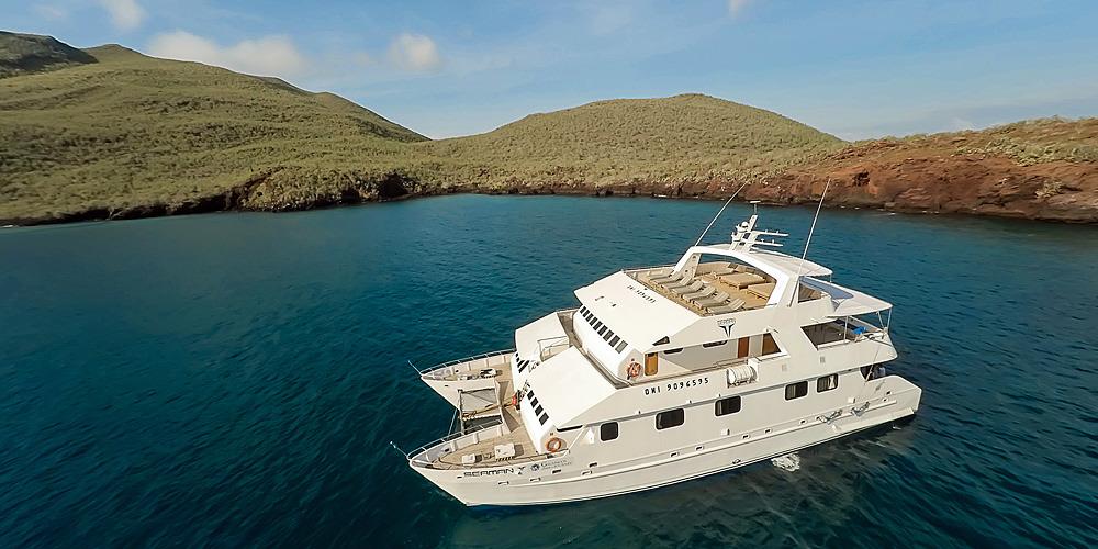 Galapagos Reizen Seaman 1