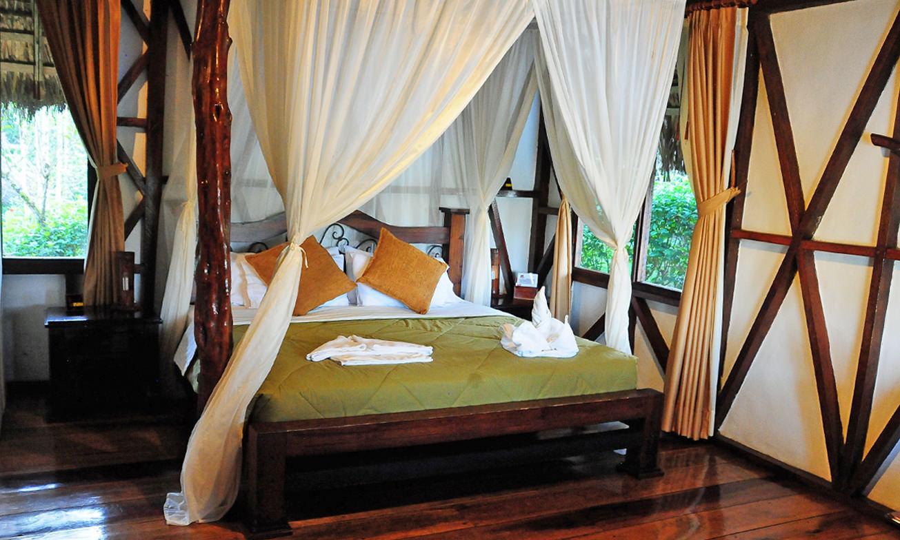 Ecuador Reizen Amazone Yasuni Lodge19