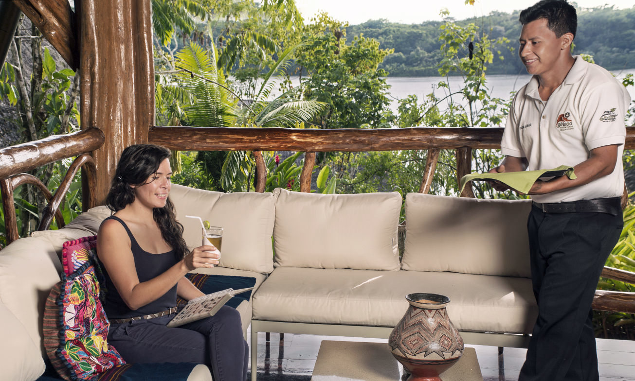 Ecuador Reizen Amazone Yasuni Lodge20