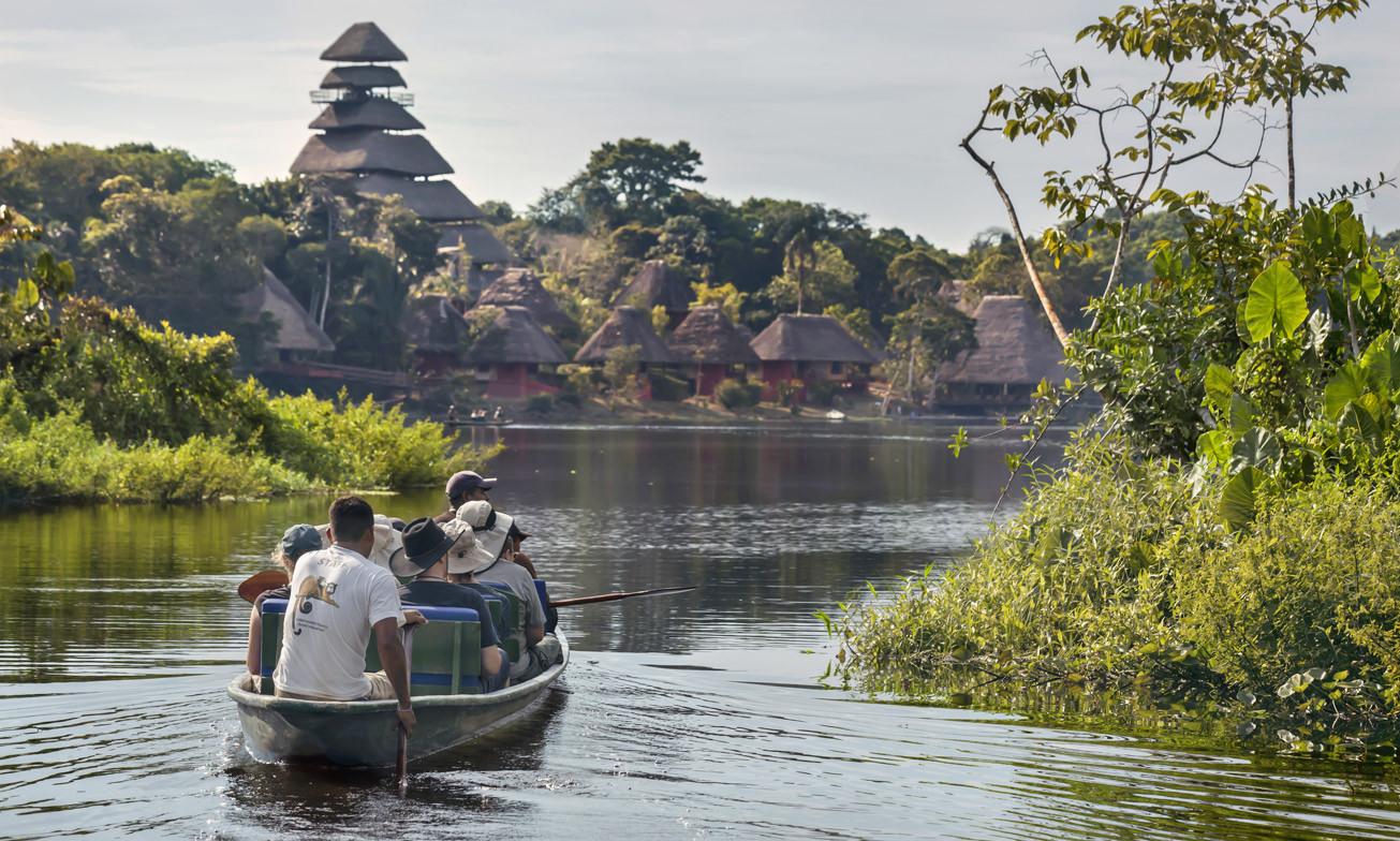 Ecuador Reizen Amazone Yasuni Lodge21