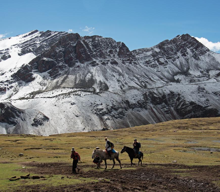 Atacama Peru Reizen Rainbow Mountain