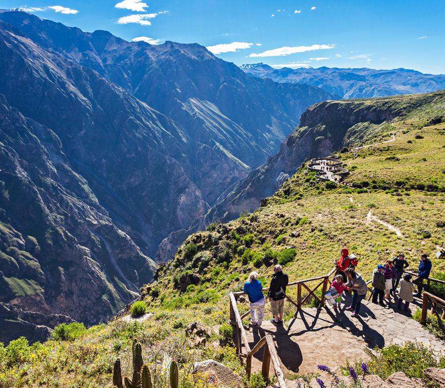 Atacama Peru Reizen Colcacanyon