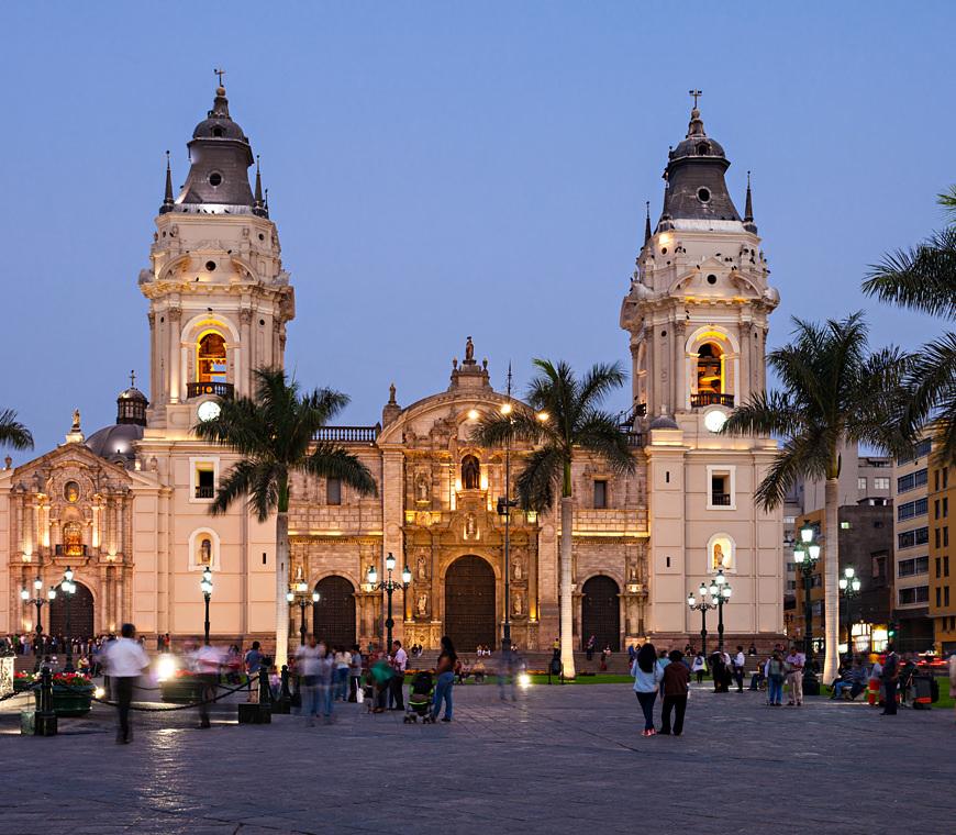 Atacama Peru Reizen Lima2