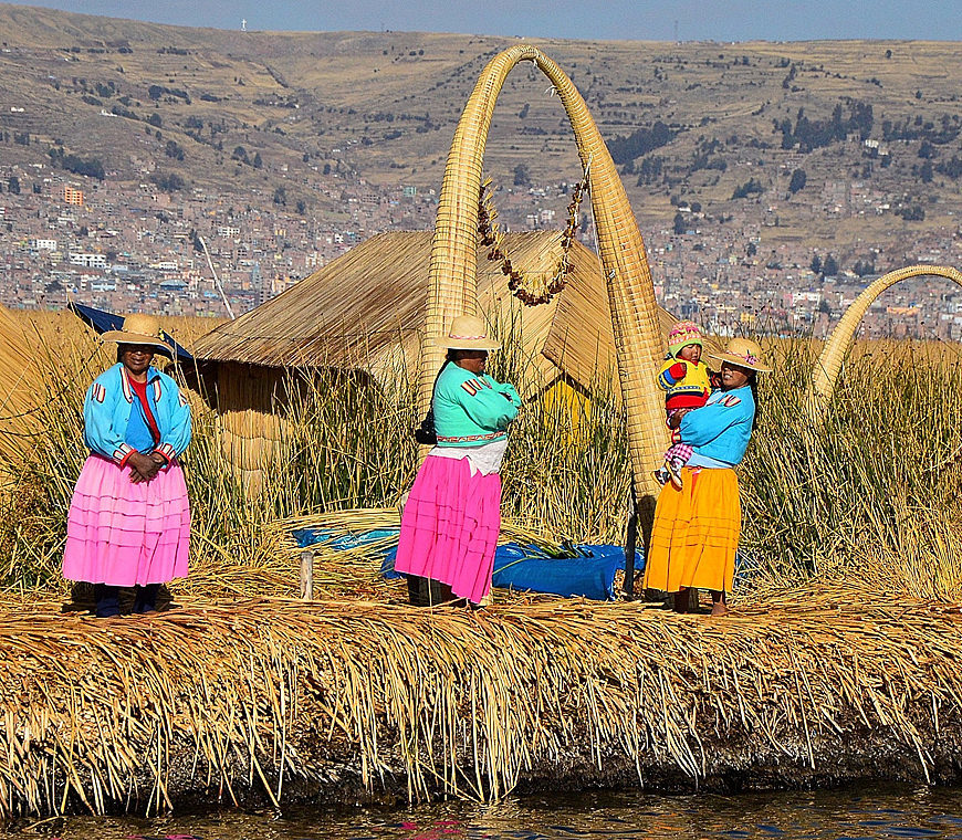 Atacama Peru Reizen Titicaca © Helen De Meyer