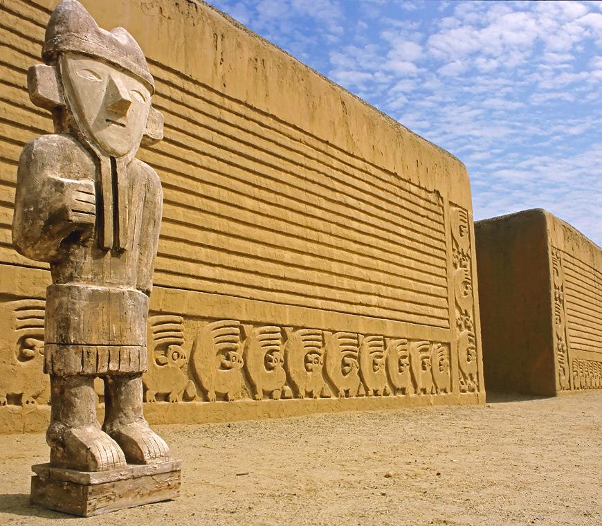 Atacama Peru Reizen Trujillo Chan Chan
