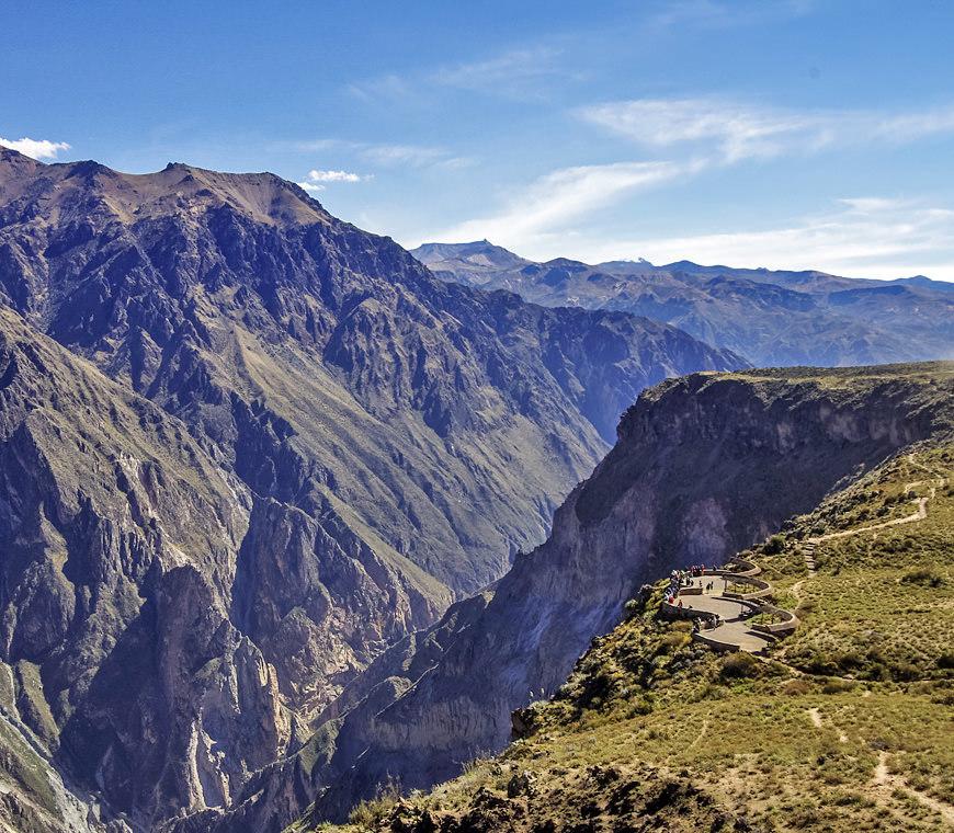Atacama Peru Reizen Colcacanyon3