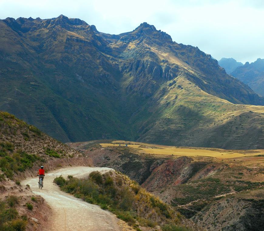 Peru Reis Atacama Fietsen