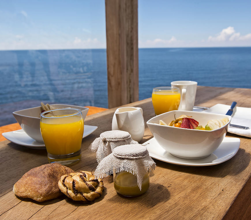 Peru Reizen Titicaca Meer Hotel Privé Villa4