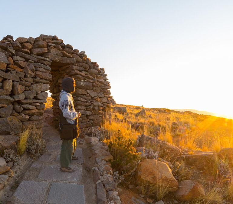 Atacama Peru Reizen Taquile2