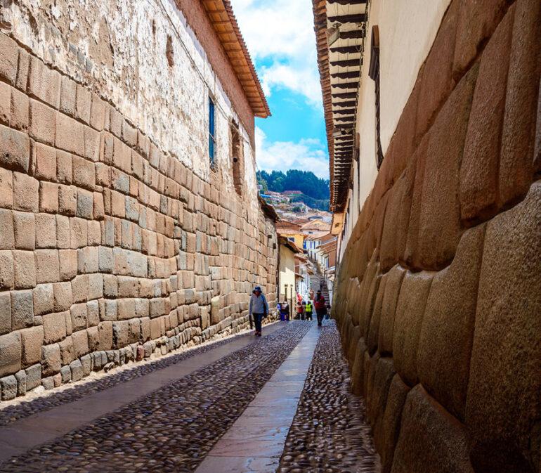 Cusco Peru Rond Reizen Atacama 1