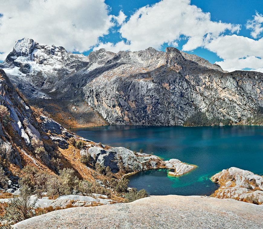 Atacama Peru Reizen Huaraz Churup2