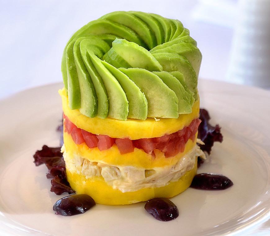 Peru Reizen Culinair Restaurant7
