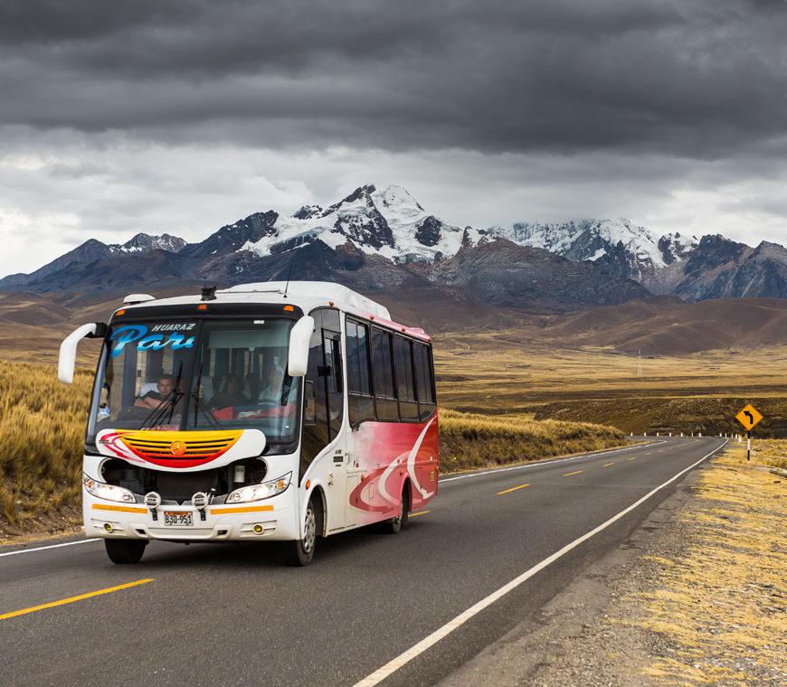 Peru Reizen Huaraz