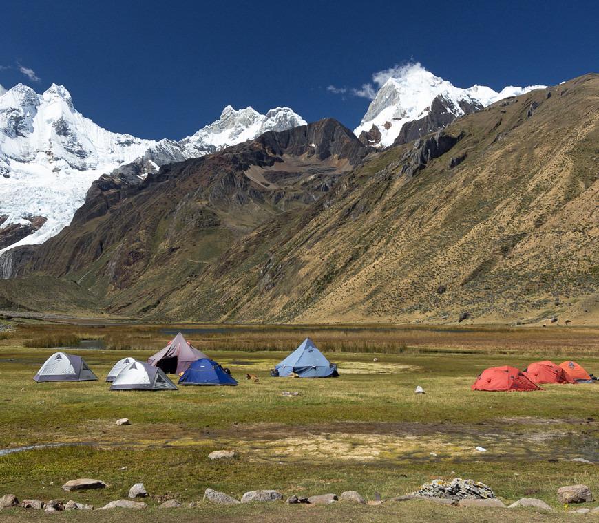 Peru Reizen Huayhuash Trekking 11