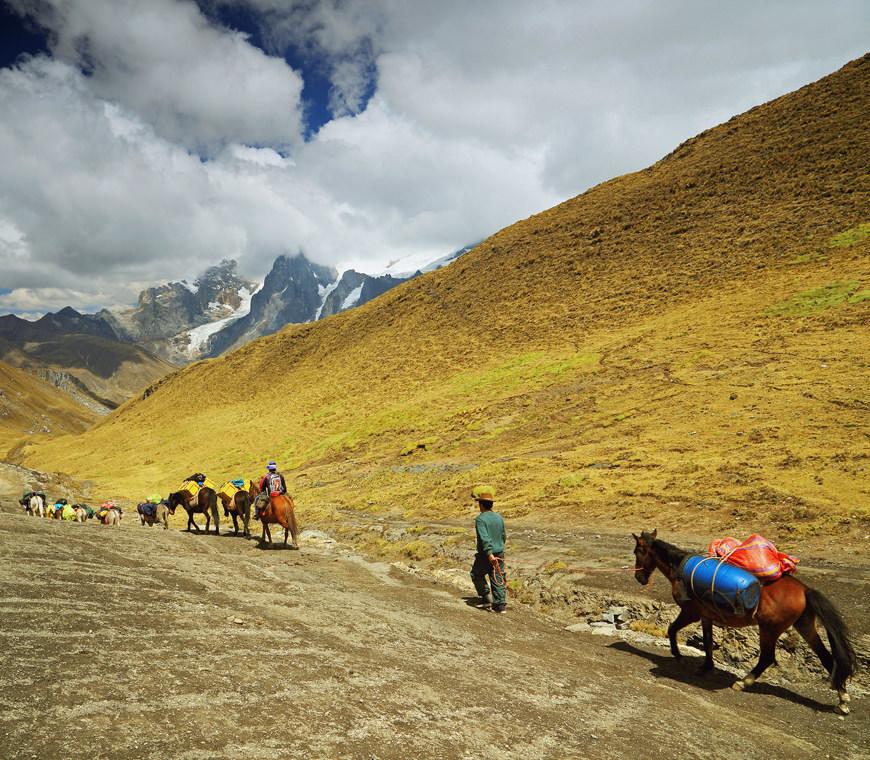 Peru Reizen Huayhuash Trekking 2