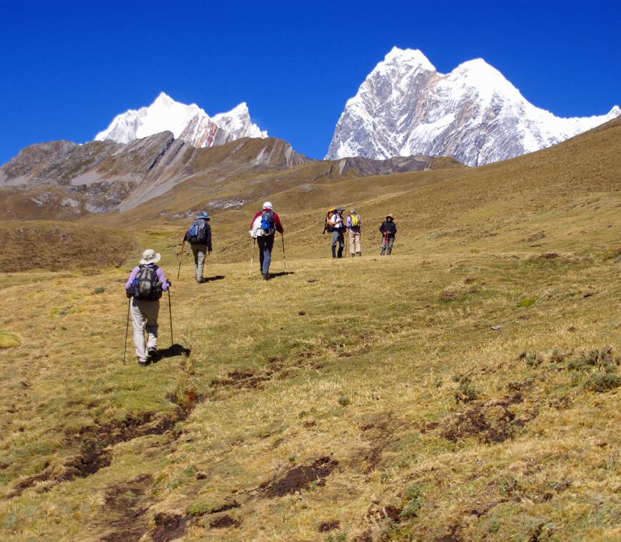 Peru Reizen Huayhuash Trekking 3