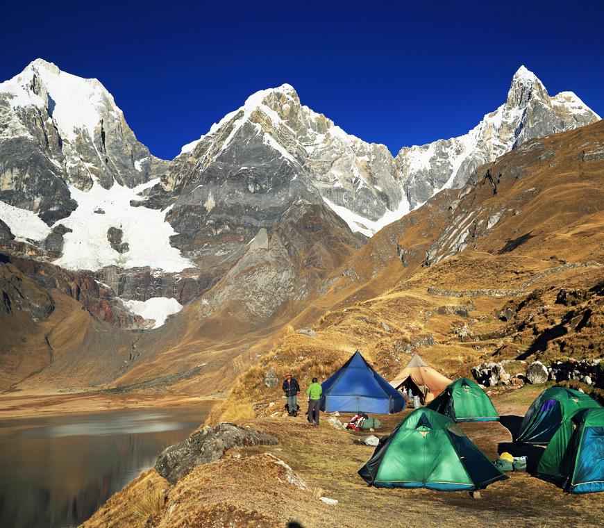 Peru Reizen Huayhuash Trekking 6