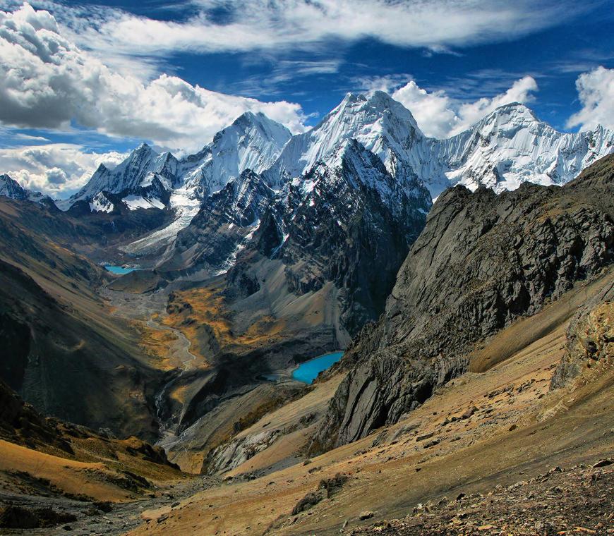 Peru Reizen Huayhuash Trekking 7