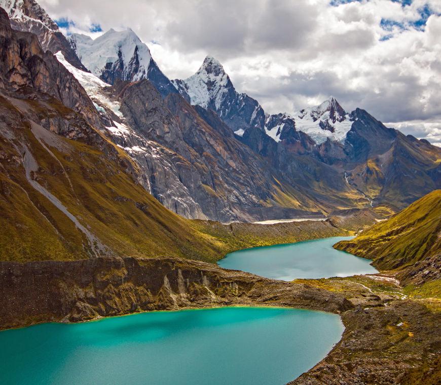 Peru Reizen Huayhuash Trekking 8