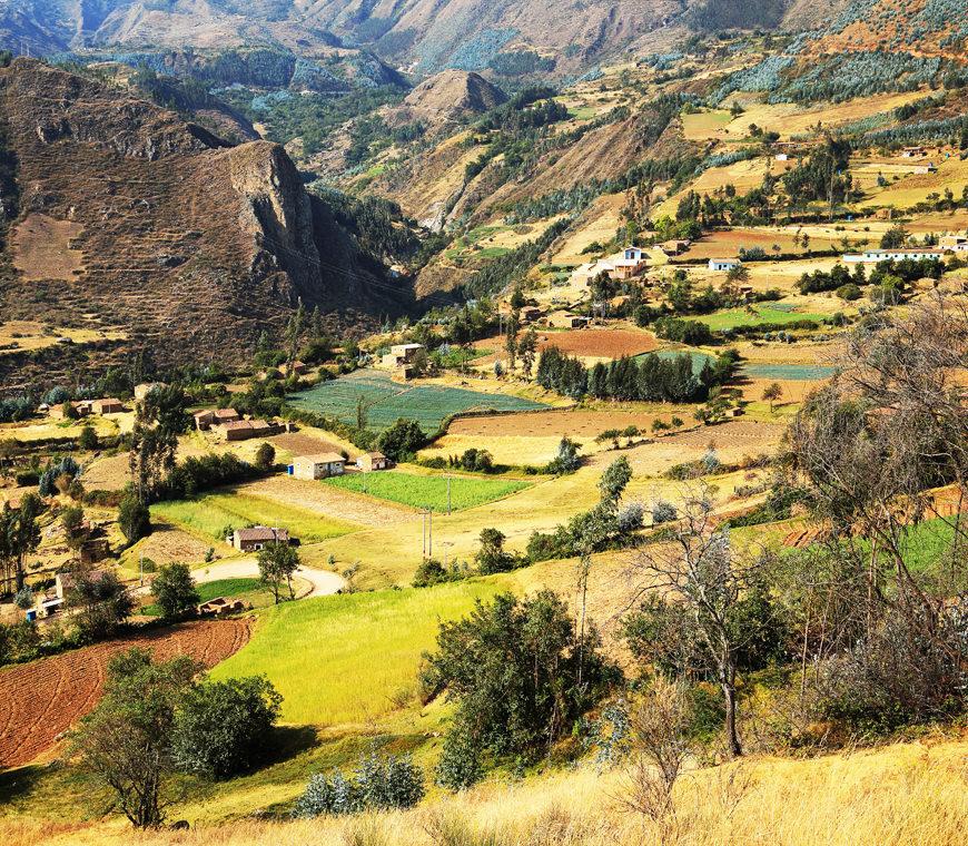 Peru Reizen Huayhuash Trekking 9