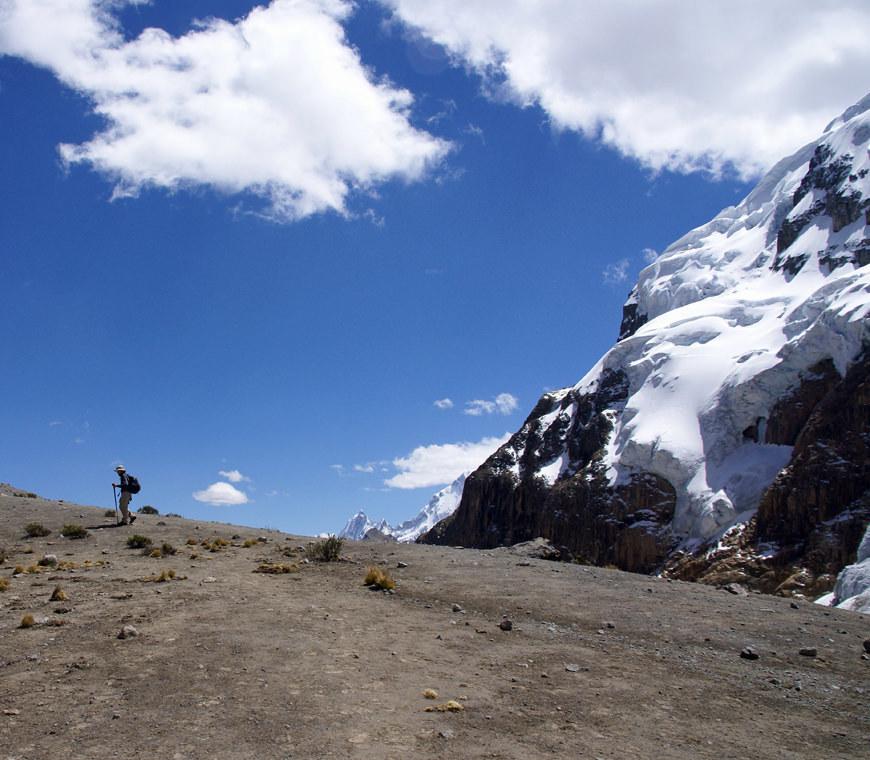 Peru Reizen Huayhuash Trekking Cuyoc