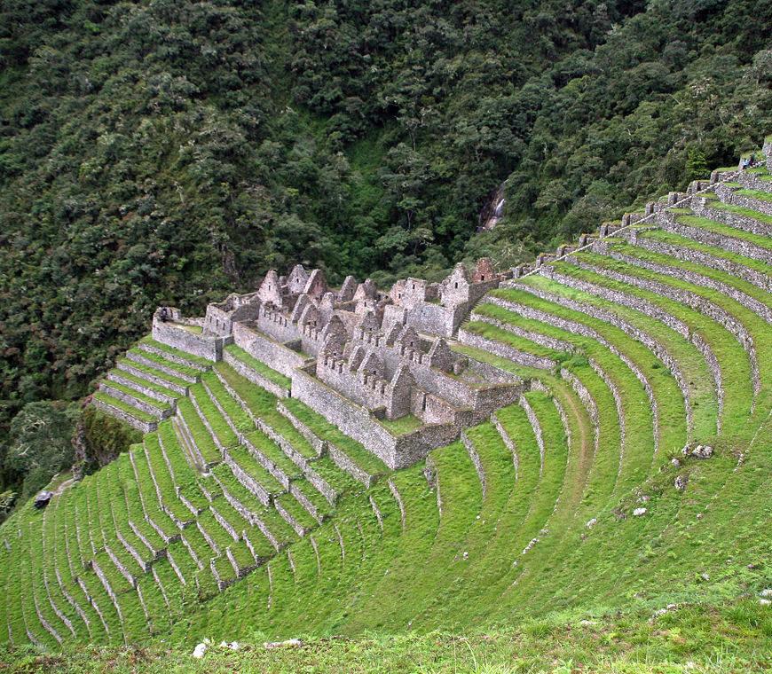 Salkantay Trekking Peru Reizen10