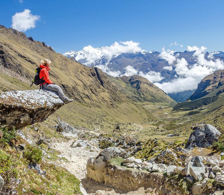 Salkantay Trekking Peru Reizen3
