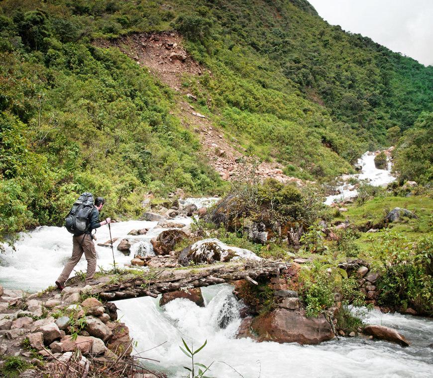 Salkantay Trekking Peru Reizen4