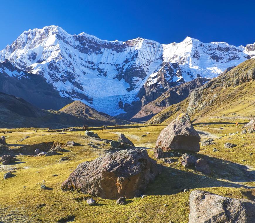 Salkantay Trekking Peru Reizen6