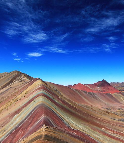 Atacama Peru Reizen Regenboogberg Bucketlist