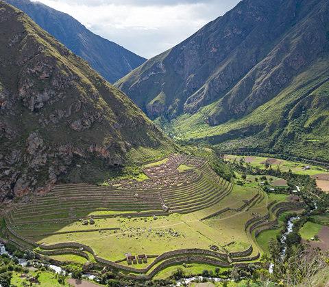 Peru Reizen Filter 5
