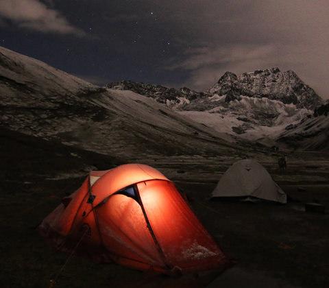 Peru Reizen Filter Regenboogberg