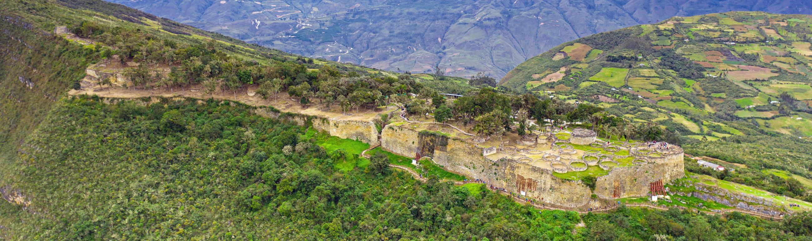 Kuelap Citadel Peru Reis Atacama1