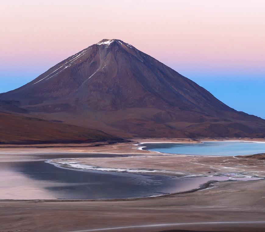 Atacama Bolivie Reizen Lagunaverde3
