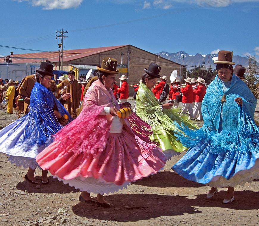 Bolivie Reizen 10