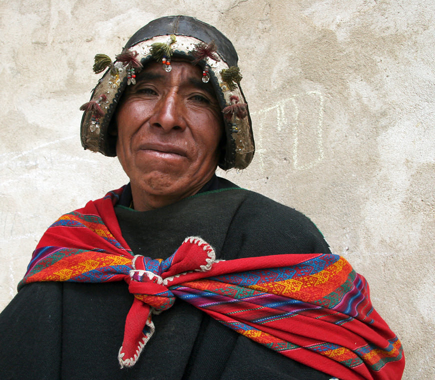 Bolivie Reizen Specialist Tarabuco